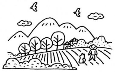 豊かな森 循環型社会