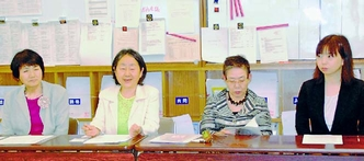 女性弁護士代表